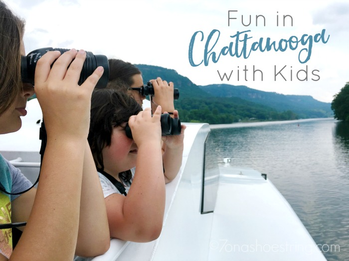 Fun in Chattanooga With Kids - Without a Car