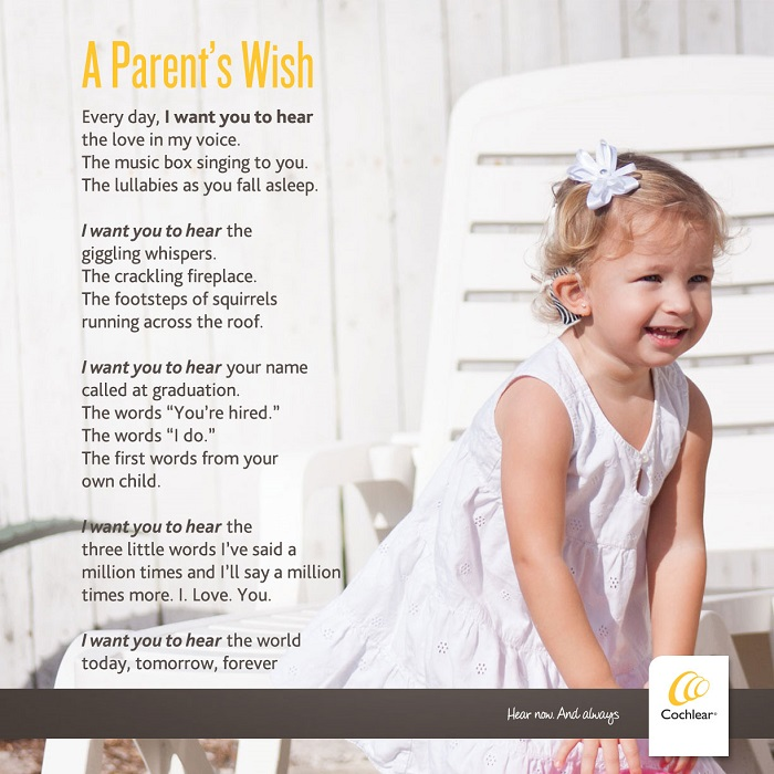 A parents wish