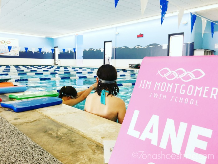 Jim Montgomery Swim School - swim lessons for kids