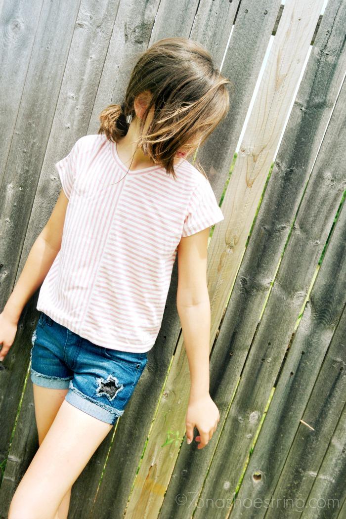 Kidbox shirt and shorts