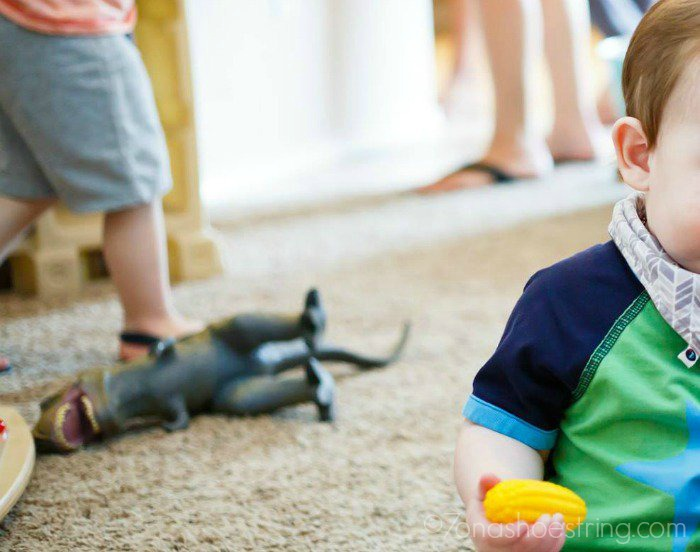 Pampers Easy Ups for toddlers