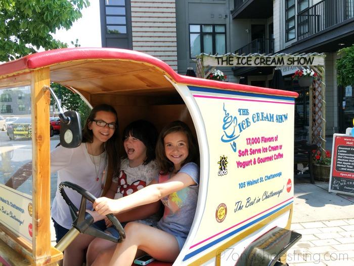 The Ice Cream Show Chattanooga