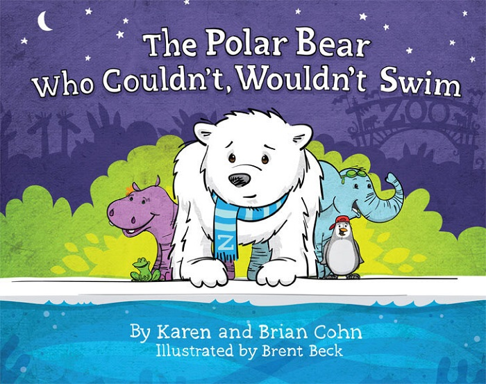 The Polar Bear Who Couldnt Wouldnt Swim