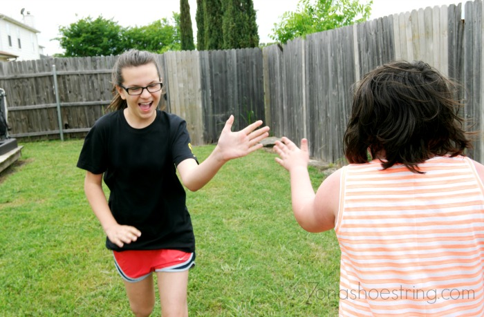 create family fun outdoors