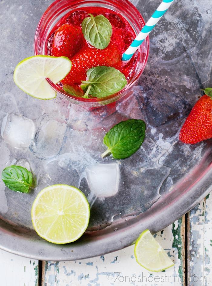 summer stock of ice