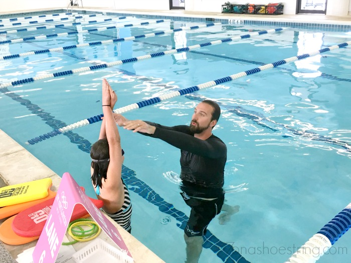 swim lessons for water safety