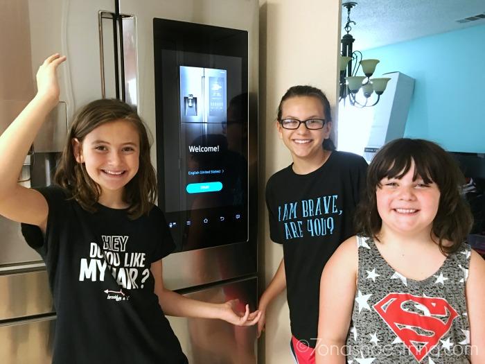 Make Holiday Prep Easier with Samsung Family Hub Refrigerator
