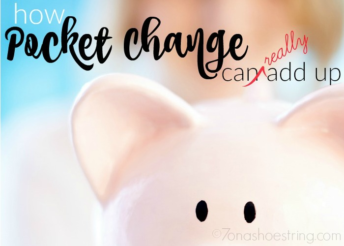 Every Cent Counts - How Pocket Change Can Really Add Up