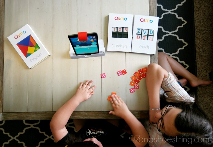 Osmo game system for kids