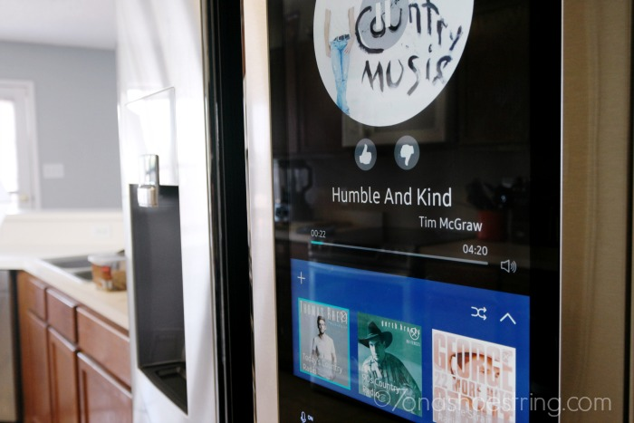 Samsung-Family-Hub-Pandora