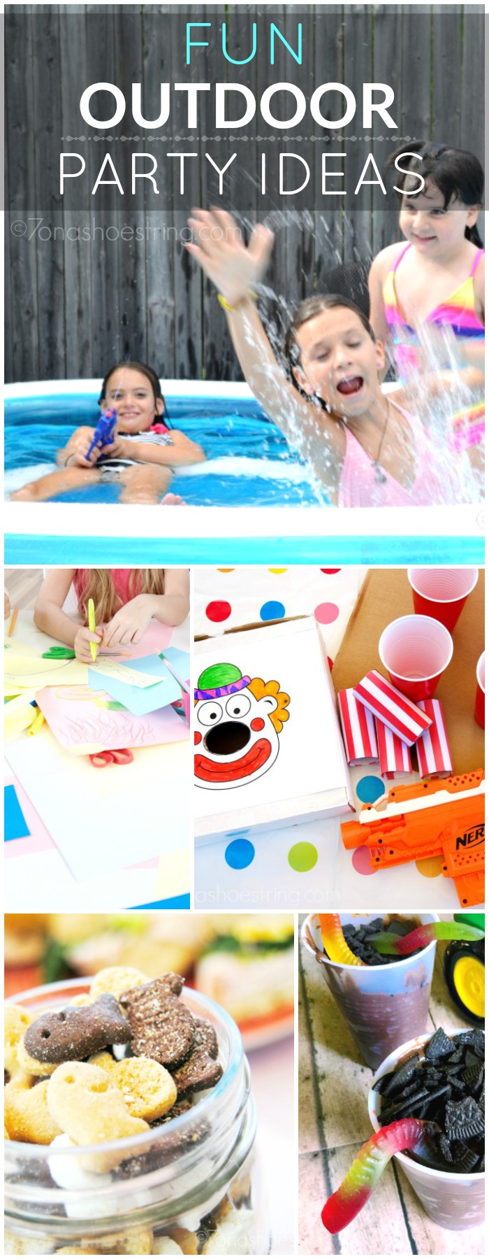 fun outdoor party ideas perfect for kids