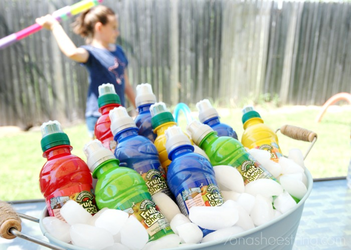 Fruit Shoot fruit juice drink for kids