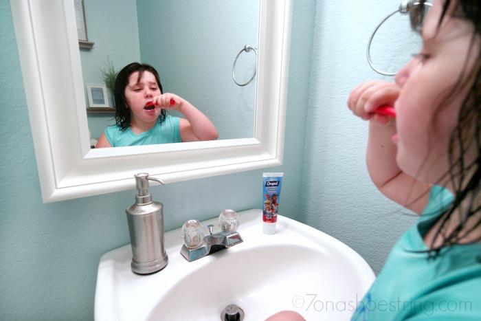 establish good dental hygiene