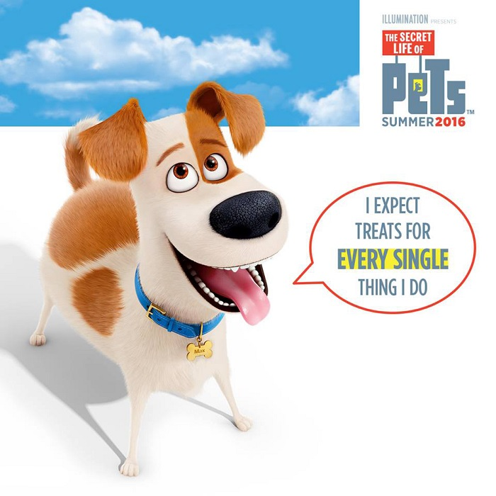 The Secret Life of Pets Dog Treats