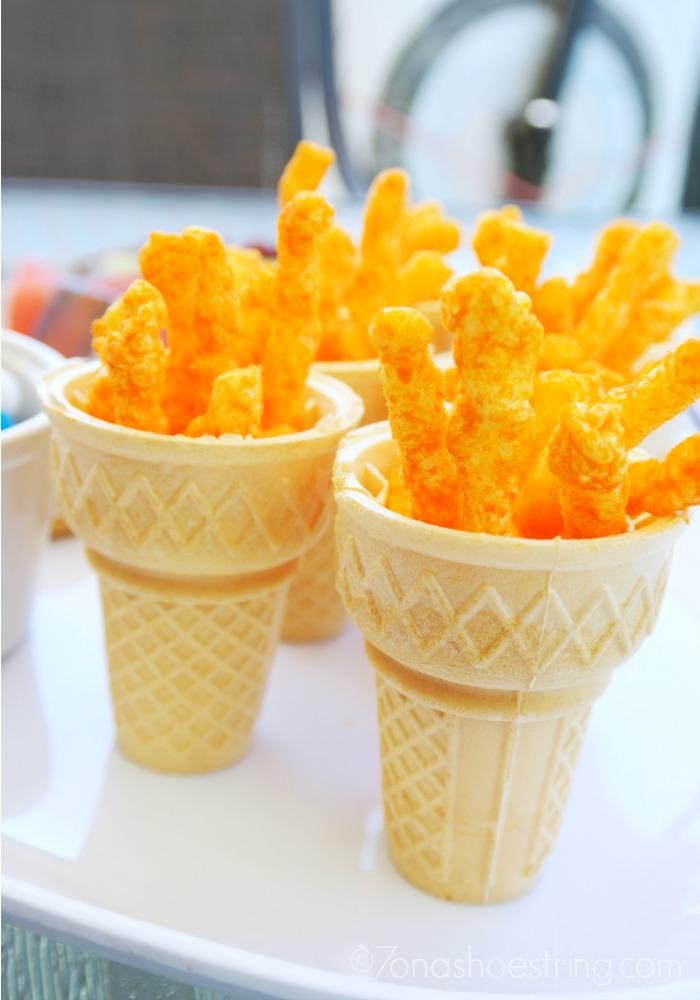 backyard-olympics torch snack