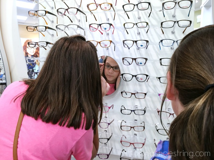 JCPenney Optical for kids