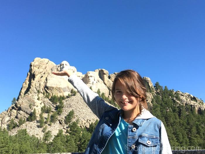 bucket list - Mount Rushmore