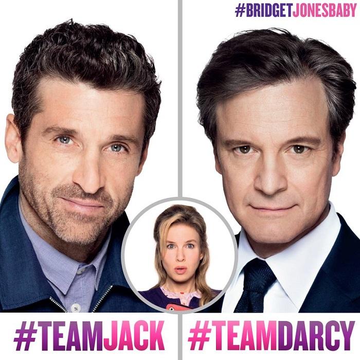 Team Jack or Team Darcy