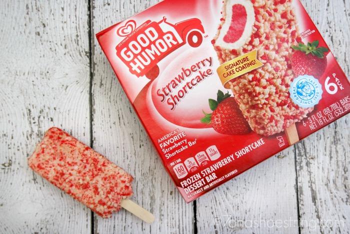 Take a Trip Down Memory Lane with Good Humor Strawberry Shortcake