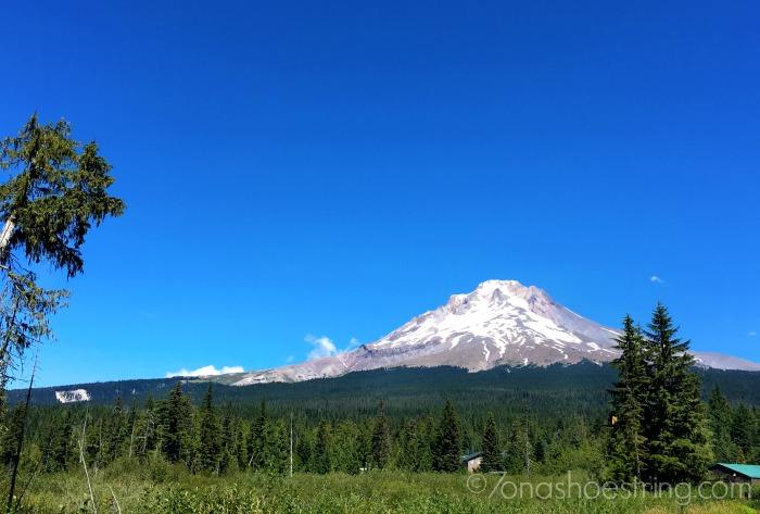 Mt Hood Territory Oregon
