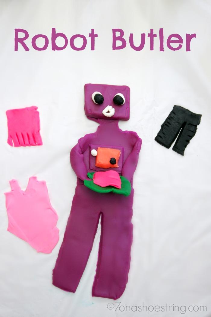 Play-Doh-robot-butler