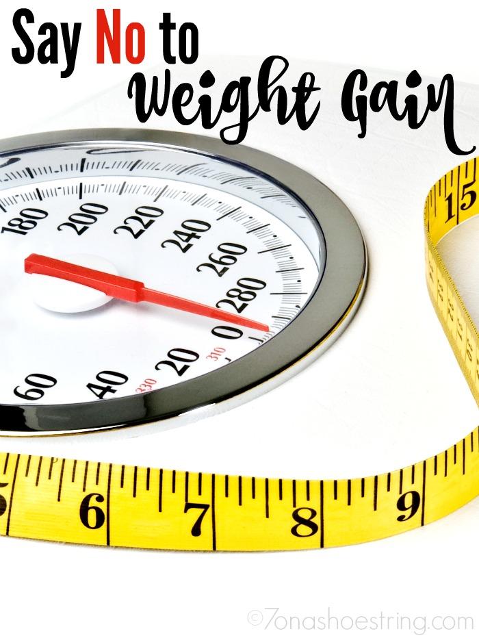 Say No to Weight Gain This Holiday Season