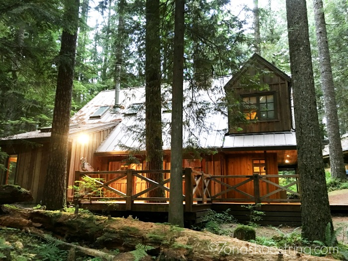 Experience True Rustic Feel at Sycamore Lodge