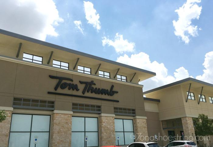 Tom Thumb store