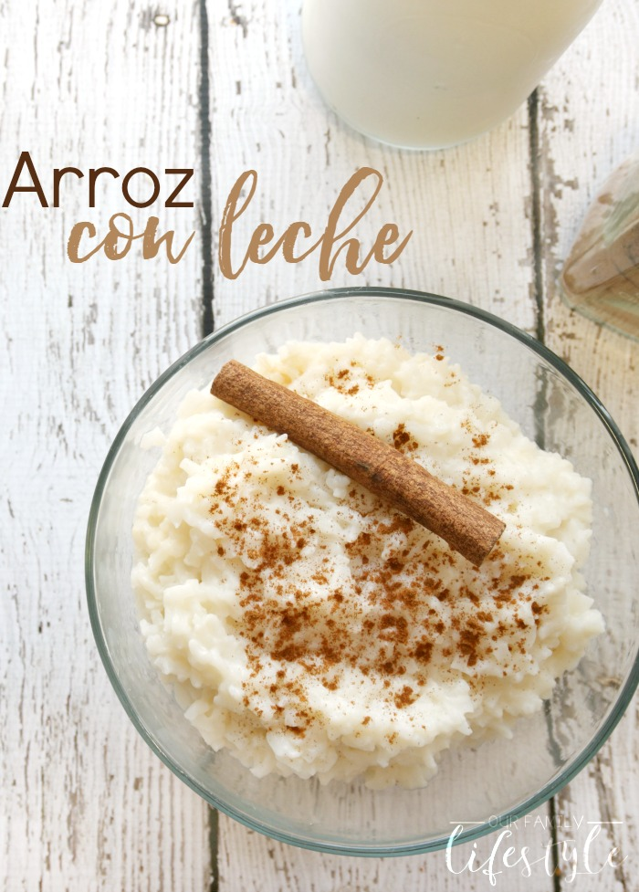 Arroz con Leche - How to Make Mexican Rice Pudding Recipe