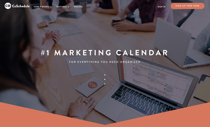 Social Media Scheduling With CoSchedule