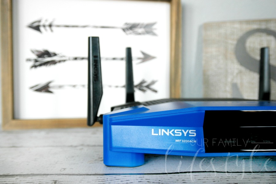 Linksys MU-MIMO Gigabit Wi-Fi Router from Best Buy