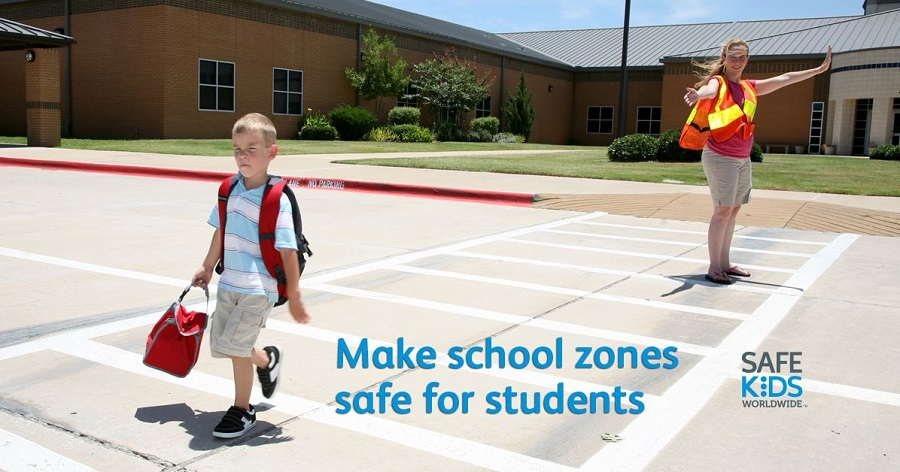 Take Action to Keep Kids Safe on Streets with Safe Kids and FedEx
