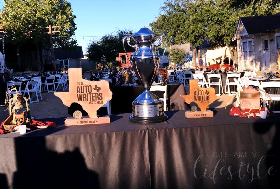 TAWA 2016 Truck Rodeo awards