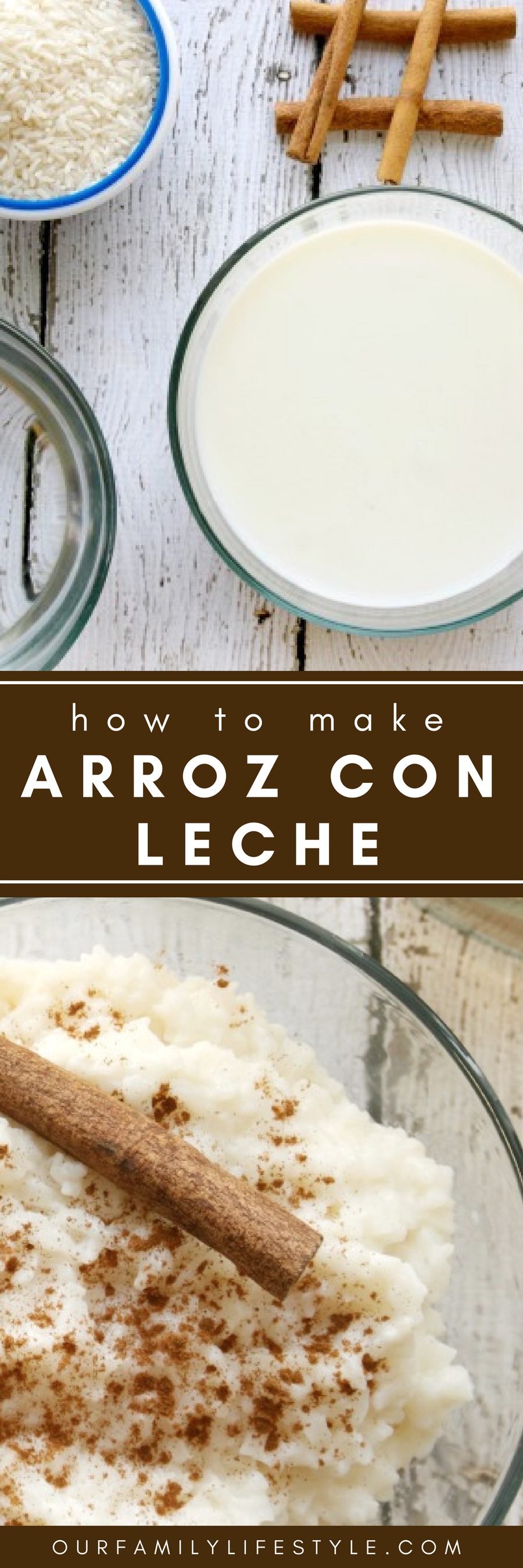 Add some rice, water, and cinnamon to a pan, and you could have an inexpensive, warm pan of Arroz con Leche sweet rice recipe to feed everyone a warm breakfast.