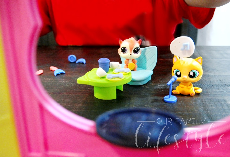 Littlest Pet Shop Pawristas Cafè Playset