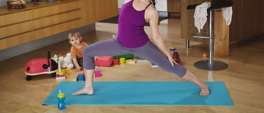 MyYogaWorks at home