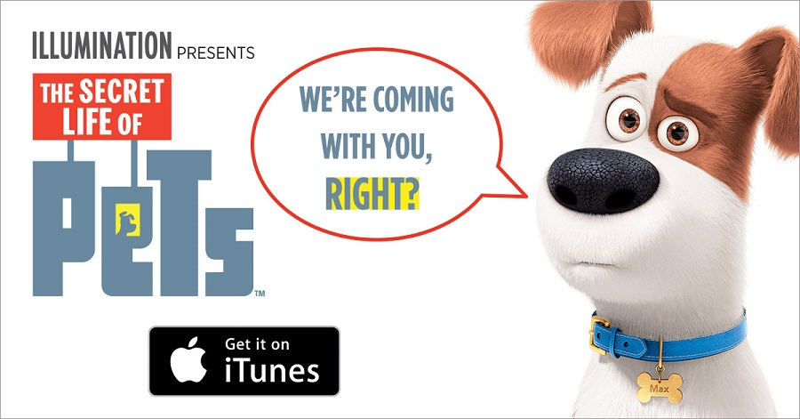 The Secret Life of Pets Digital HD