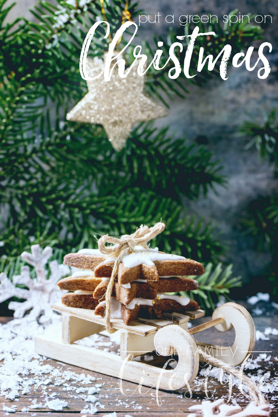 Smart Ways to Put a Green Spin on Your Christmas