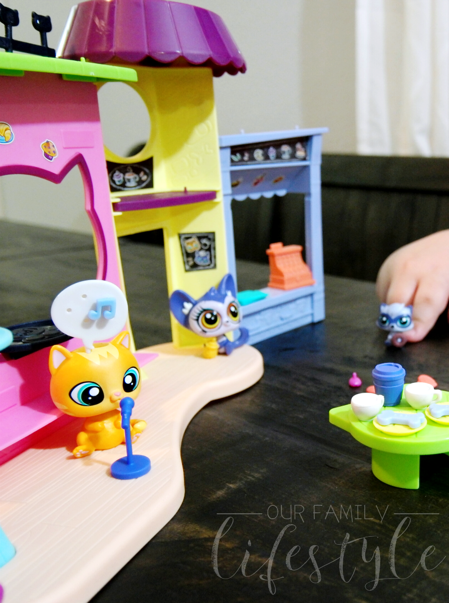 big adventures with Littlest Pet Shop