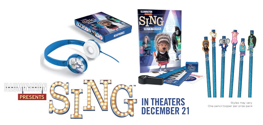 Sing holiday prize
