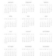 year-at-a-glance