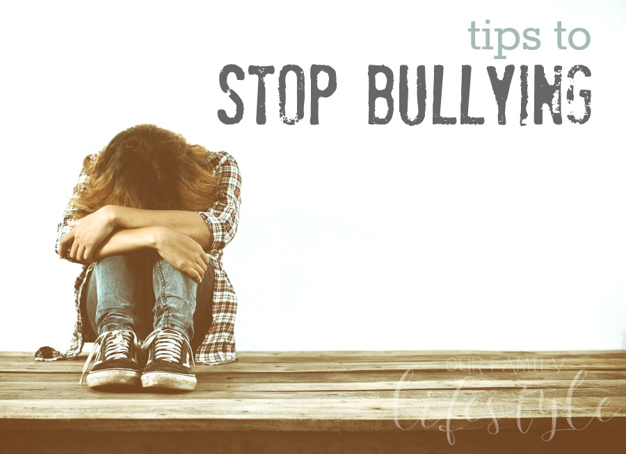 tips to stop bullying