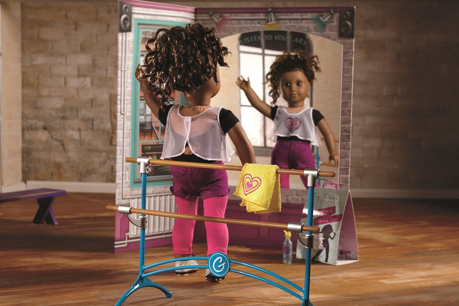 American Girl 2017 Girl of the Year Gabriela McBride