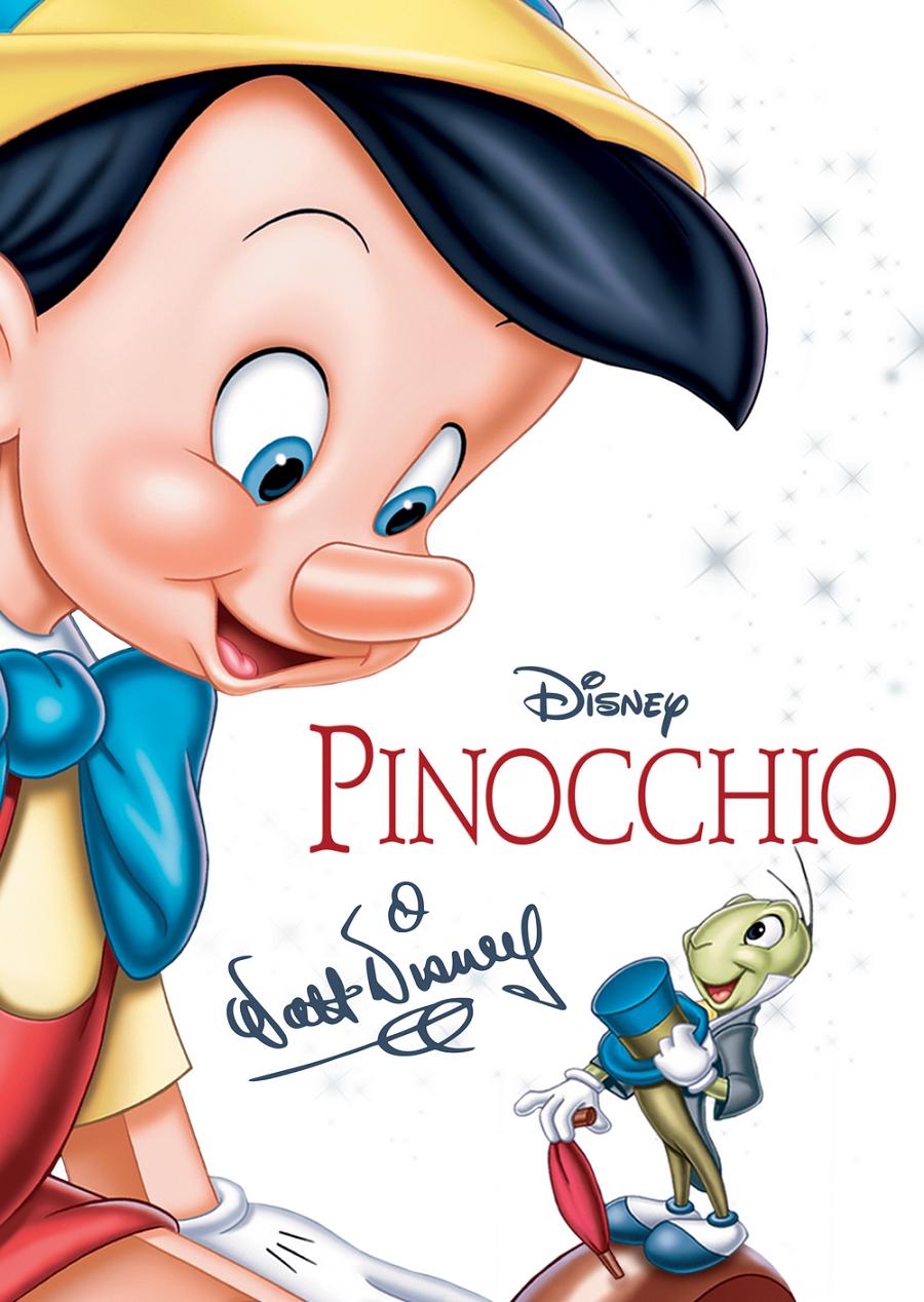 Pinocchio 2017 signature