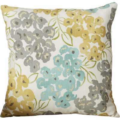 Alcott Hill Hollansburg Floral Cotton Throw Pillow