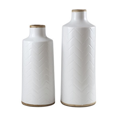 Bay Isle Home 2-Piece Vase Set