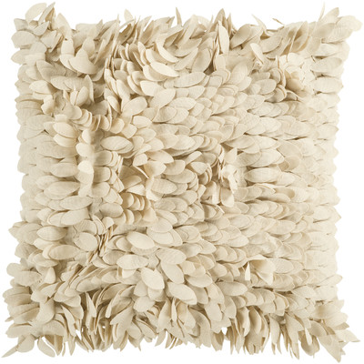 House of Hampton Luanna Ruffle Throw Pillow