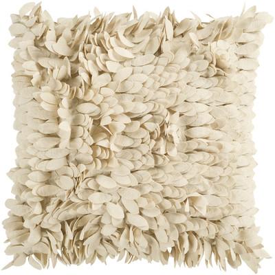 House of Hampton Luanna Ruffle Throw Pillow