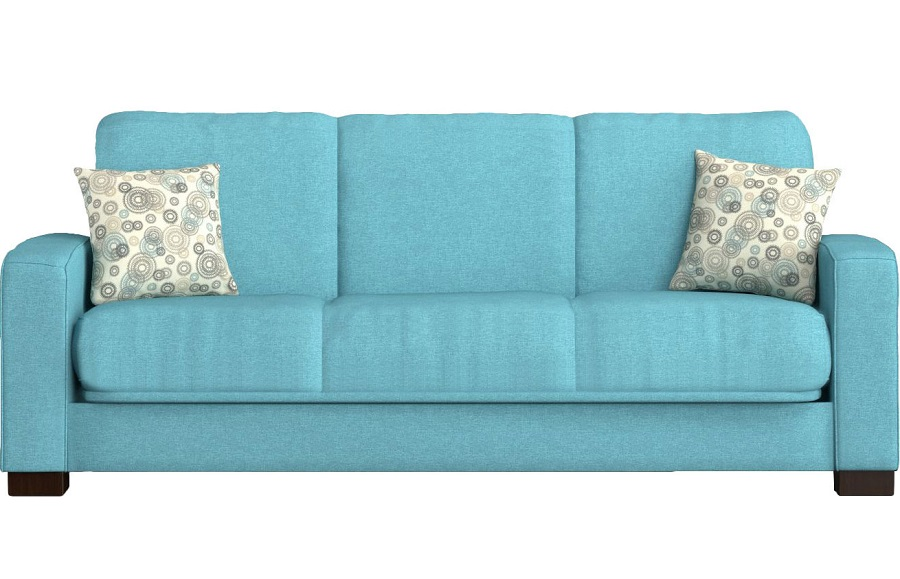 Mercury Row Athena Convertible Sleeper Sofa