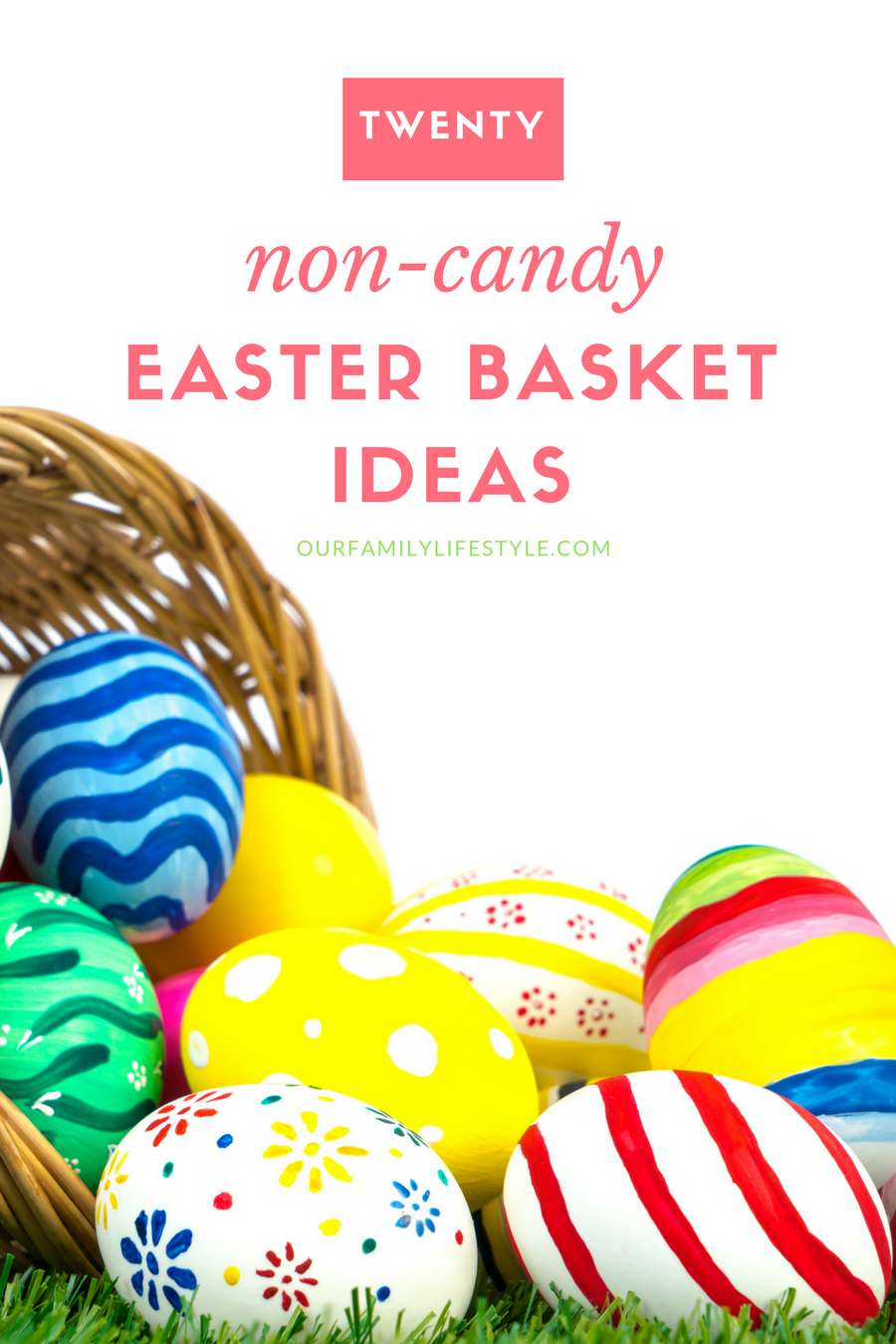 20 Non-Candy Easter Basket Ideas